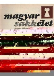 Magyar Sakkélet 1983. év (teljes) - Régikönyvek