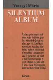 atirni - Silentium album - Régikönyvek