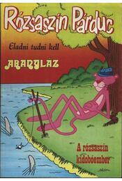 Rózsaszín Párduc 5. szám 1988/05. (Eladni tudni kell; Aranyláz; A rózsaszín kidobóember) - Régikönyvek