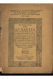 Praedicatio mellyet Az Nagyságos tekintetes - Régikönyvek