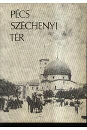 Pécs, Széchenyi tér - Régikönyvek