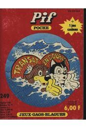 Pif Poche 249 - Régikönyvek