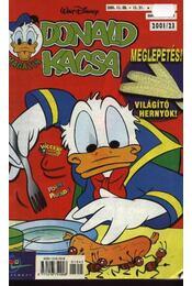 Donald Kacsa 2001/23. - Régikönyvek