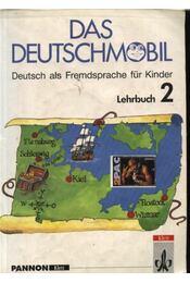 Das deutschmobil 2 - Régikönyvek