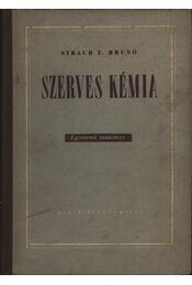 Szerves kémia - Régikönyvek