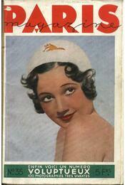 Paris magazine 35 - Régikönyvek