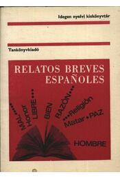 Relatos breves espanoles - Régikönyvek