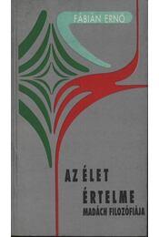 atirni - Az élet értelme - Régikönyvek