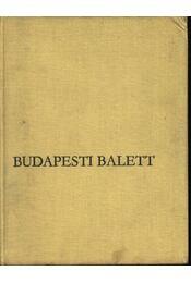Budapesti balett - Régikönyvek