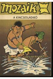A kincsesládikó (Mozaik 1988/10.) - Régikönyvek