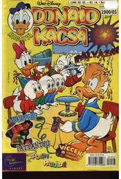 Donald Kacsa 2000/05. - Régikönyvek