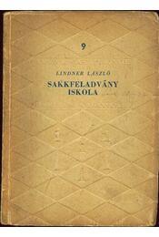 Sakkfeladvány iskola - Régikönyvek