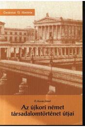 Az újkori német társadalomtörténet útjai - Régikönyvek