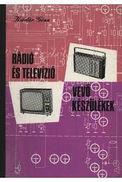 Rádió és televízió vevőkészülékek 1970-1971 - Régikönyvek