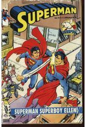 Superman 1992/3. június 18. szám - Régikönyvek