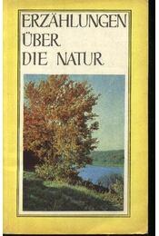 Erzahlungen über die natur - Régikönyvek