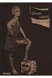 Fürge ujjak 1972. XVI. évfolyam (Hiányos) - Régikönyvek