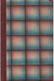 MÉH 1930., 1931., 1935., 1936. XXII., XXIII., XXVII., XXVIII. évfolyam (töredék) - Régikönyvek