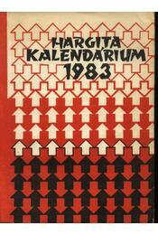 Hargita kalendárium 1983 - Régikönyvek