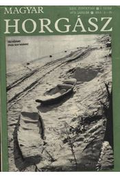 Magyar Horgász 1975. évf. hiányos - Régikönyvek