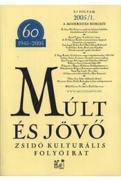 Múlt és jövő 2005/1. - Régikönyvek