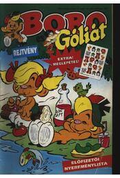 Bobo-Góliát 1994/3 május-június 12. szám - Régikönyvek