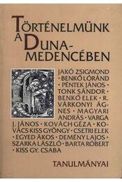 atirni - Történelmünk a Duna-medencében - Régikönyvek