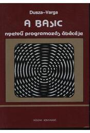 A BASIC nyelvű programozás ábécéje - Régikönyvek