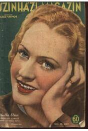 Színházi Magazin 1940. 46.szám - Régikönyvek