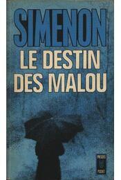 Les destin des Malou - Régikönyvek