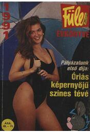 Füles Évkönyve 1991. - Régikönyvek