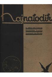 Hajnalodik II. évfolyam 5-6. szám - Régikönyvek