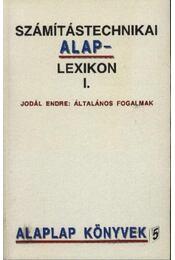 Számítástechnikai alaplexikon I-II. - Régikönyvek