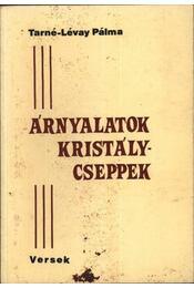 Árnyalatok kristálycseppek - Régikönyvek
