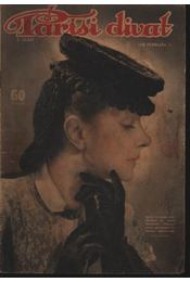 Párisi Divat 1940/5. szám - Régikönyvek