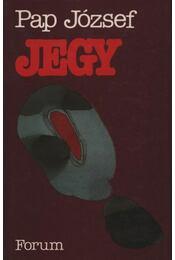 Jegy - Régikönyvek