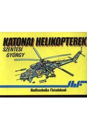 Katonai helikopterek - Régikönyvek