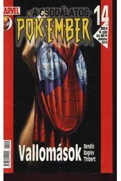 Vallomások (Pókember 14.) - Régikönyvek