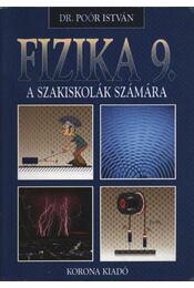Fizika 9. - Régikönyvek