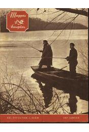 Magyar Horgász 1967. január-december - Régikönyvek