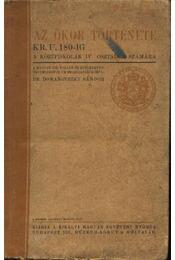 Az ókor története. Kr. u. 180-ig - Régikönyvek