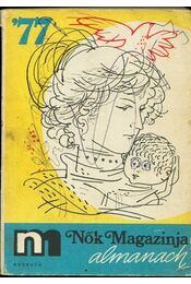 Nők magazinja almanach '77 - Régikönyvek