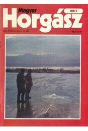 Magyar Horgász 1988. január-december - Régikönyvek