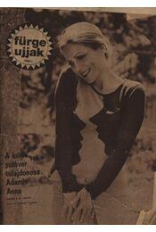 Fürge ujjak 1980. évi (teljes) - Régikönyvek