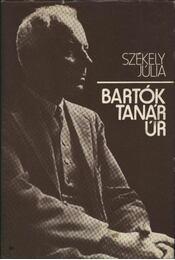 Bartók tanár úr - Régikönyvek