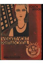 Vidéken volt primadonna - Régikönyvek