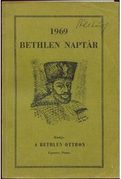Bethlen naptár 1969 - Régikönyvek