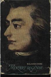 Mozart regénye - Régikönyvek