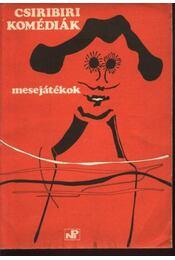Csiribiri komédiák - Régikönyvek