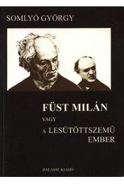 Füst Milán vagy a lesütött szemű ember - Régikönyvek